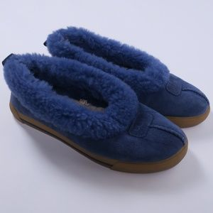 Ultra Comfy Ugg Hard Bottom Slippers - Sz 7